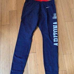 Nike University of Arizona Leggings